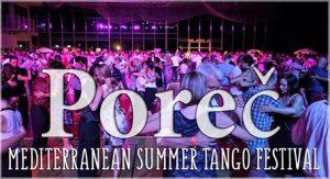 Mediterranean Summer Tango Festival Porec. Zatika Hall Milonga. Foto: Susanne Mühlhaus